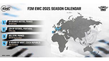 EWC Kalender Update August 2021