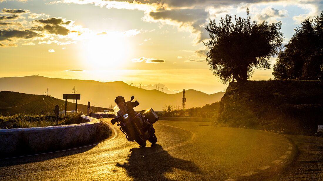 Eine Reise in die Sierra Nevada