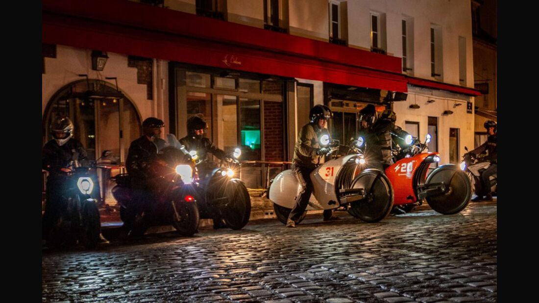 Electric Night Ride Paris 2019