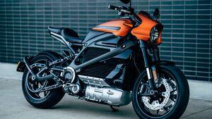 Elektromotorrad Harley-Davidson LiveWire