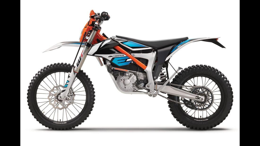 Elektromotorrad KTM Freeride E-XC