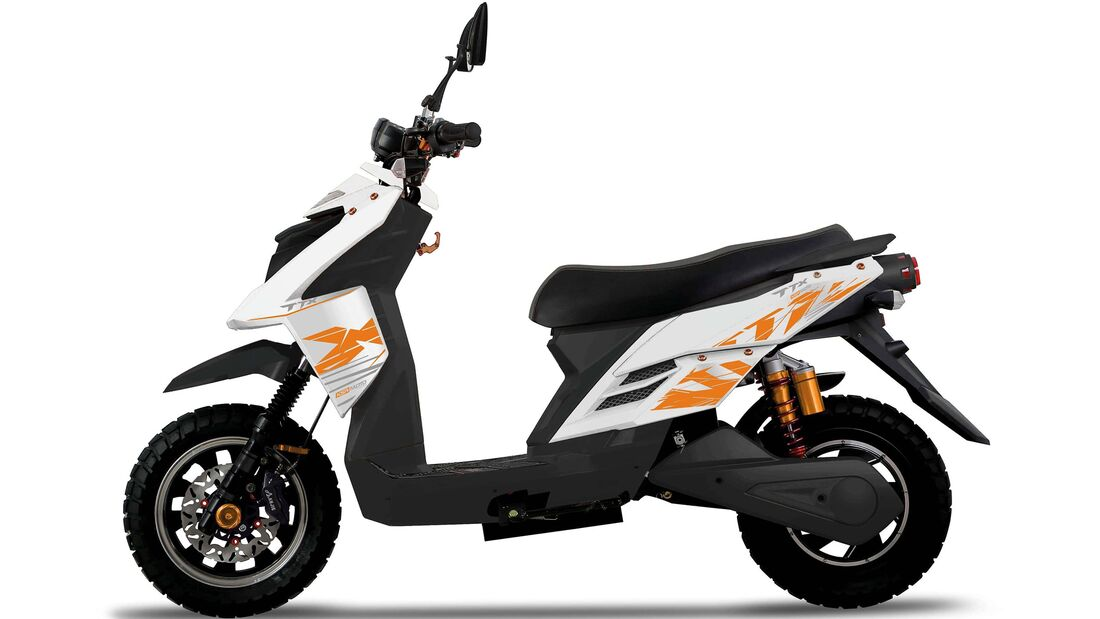 Elektroroller KSR Moto TTX Elektro
