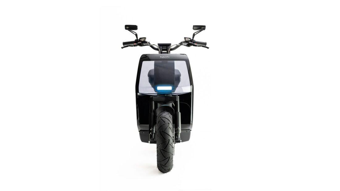 Elektroroller Naon Prototyp Zero-One