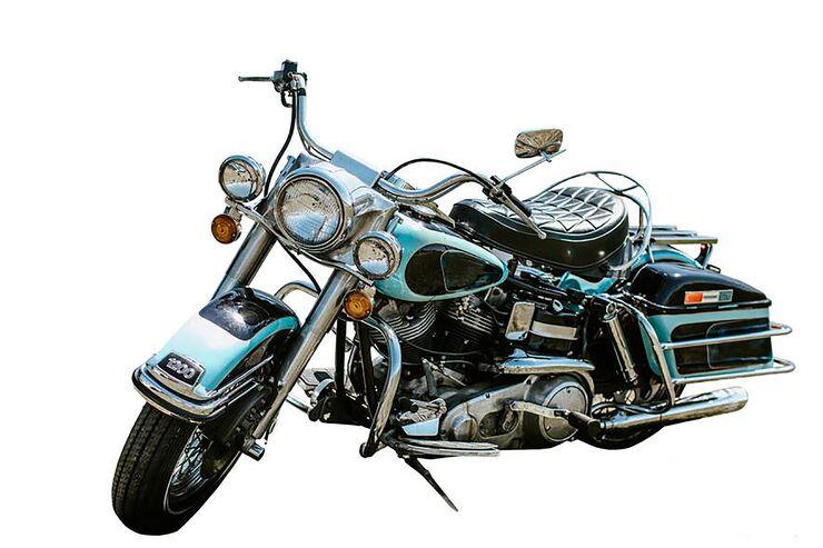 Elvis Presley's 1976 Harley-Davidson: Fahren wie der King für 800.000 Dollar