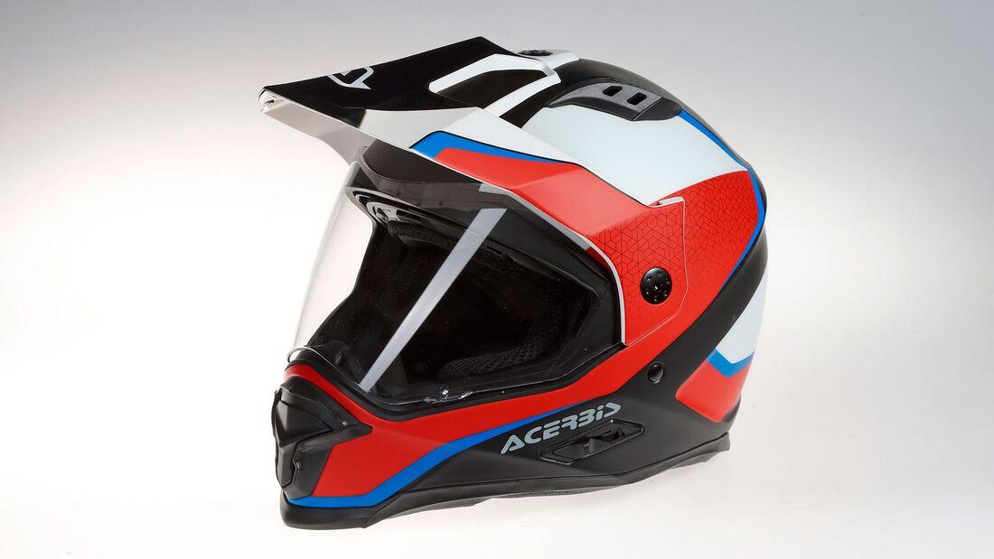 Endurohelm Adventure-Helm Test Acerbis
