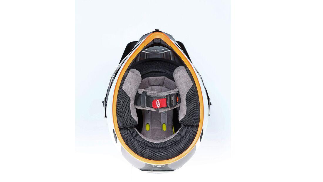 Endurohelm Adventure-Helm Test Bell