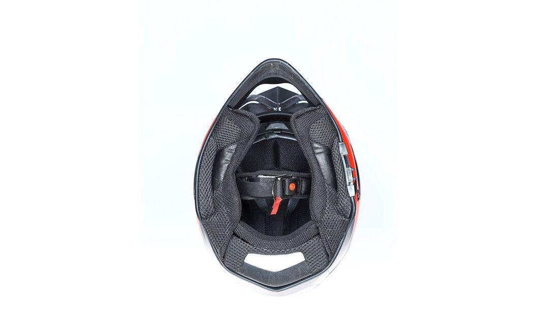 Endurohelm Adventure-Helm Test Bogotto