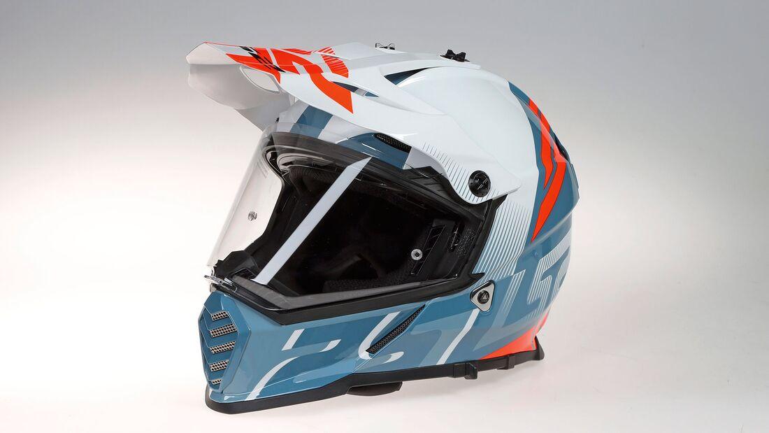 Endurohelm Adventure-Helm Test LS 2