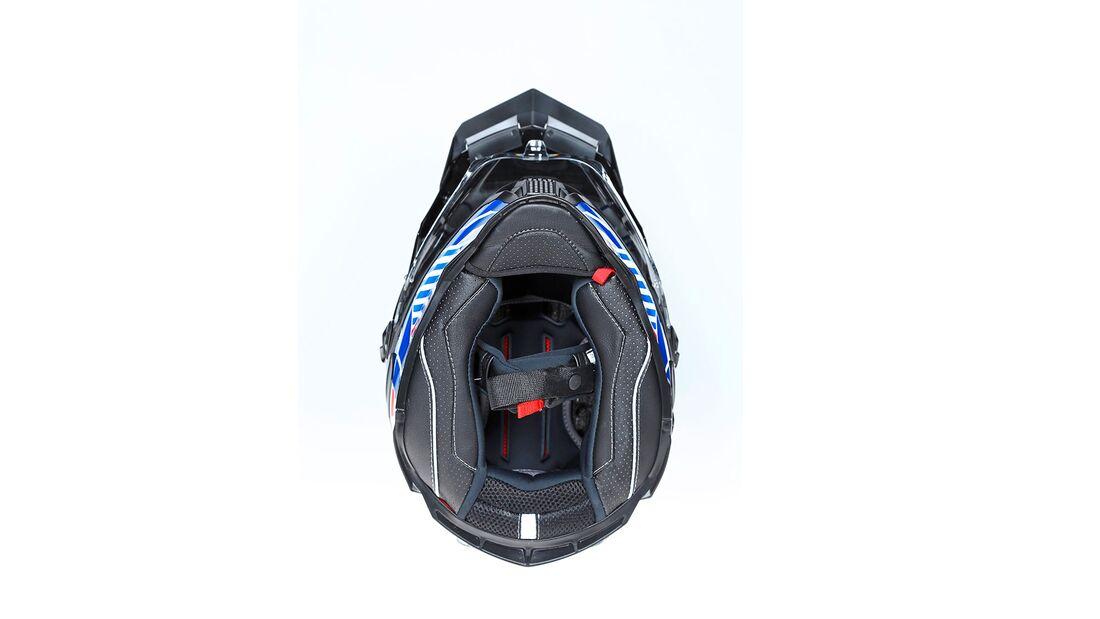 Endurohelm Adventure-Helm Test Nexx