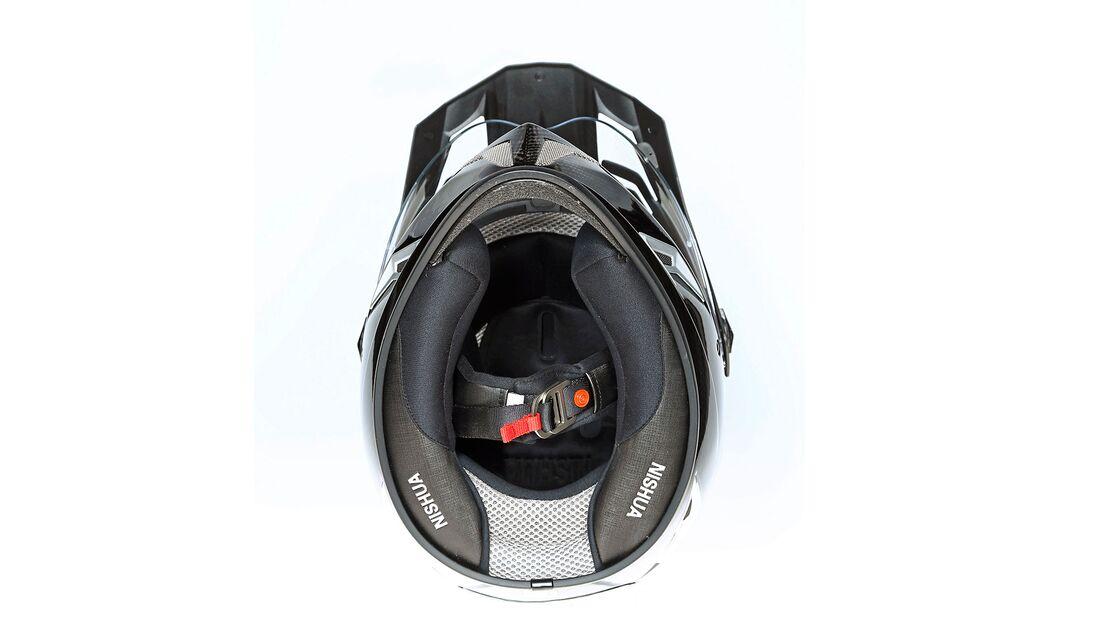 Endurohelm Adventure-Helm Test Nishua