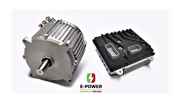 Energica Dellorto E-Power