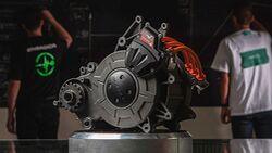 Energica EMCE-Elektromotor