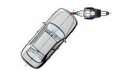 EuroNCAP Crashtest Motorrad-Auto