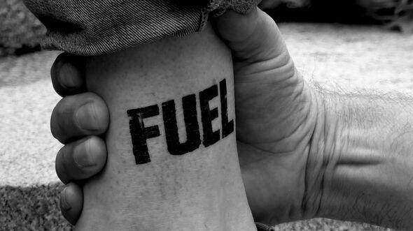 FUEL-Tattoo