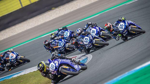 Fabian Dresler Yamaha Cup Assen