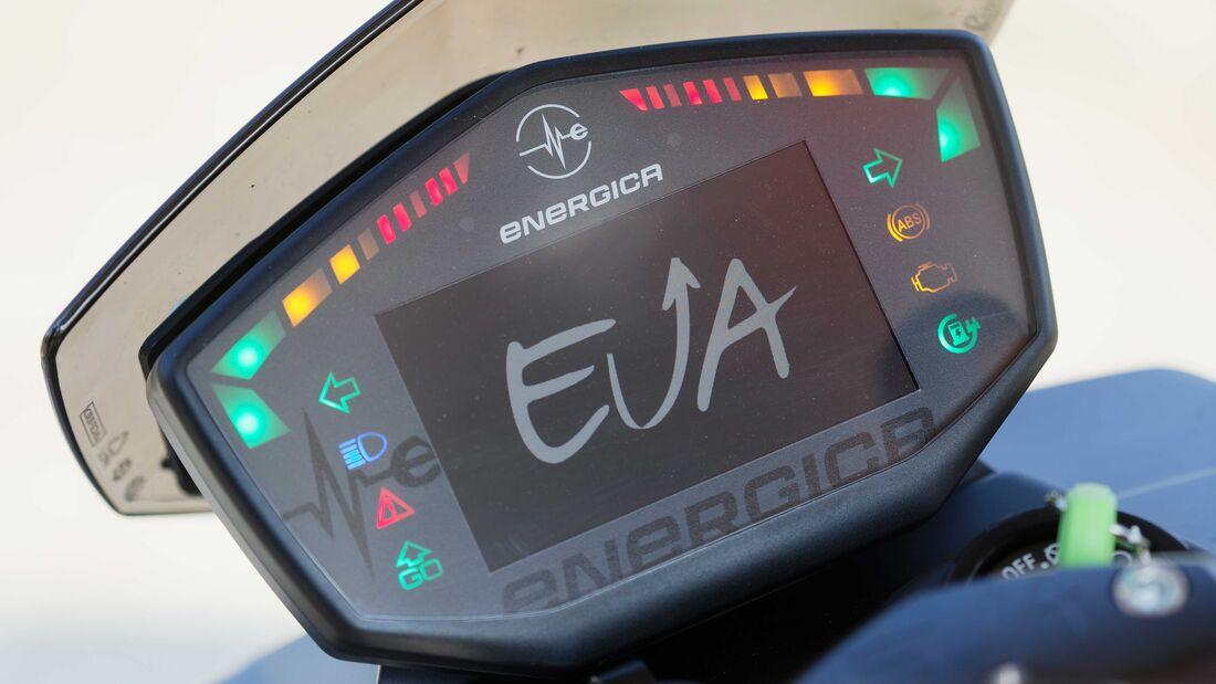 Fahrbericht Energica Ribelle RS EMCE 2021