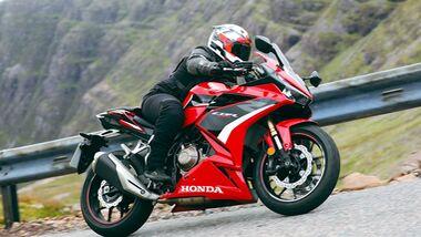 Fahrbericht Honda CBR 500 R 2022