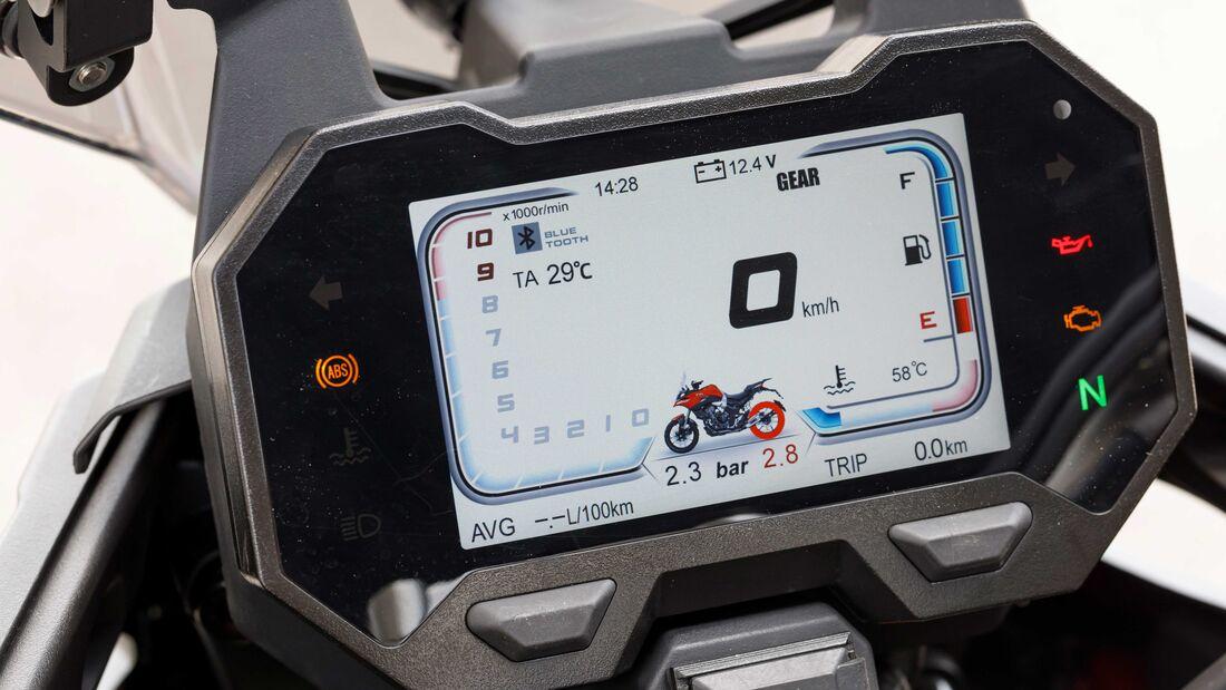 Fahrbericht Voge 500 DS