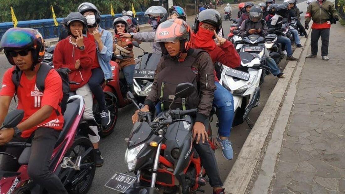 Fahrverbot Jakarta