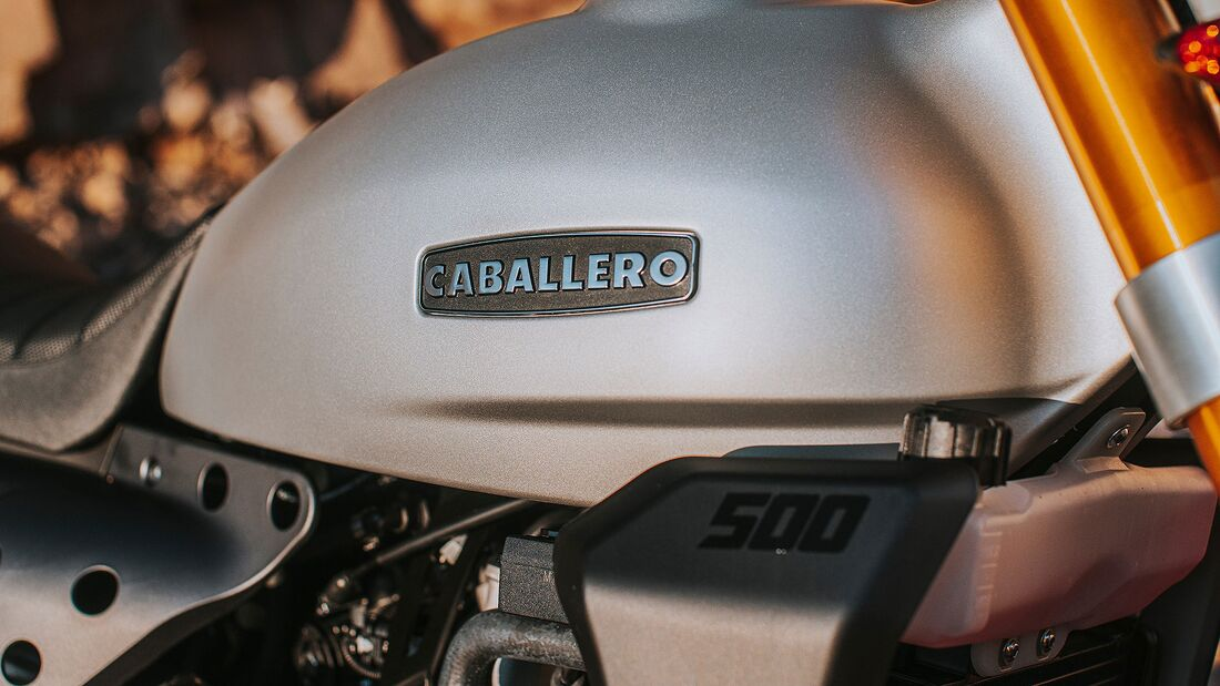 Fantic Caballero 500 Flat Track