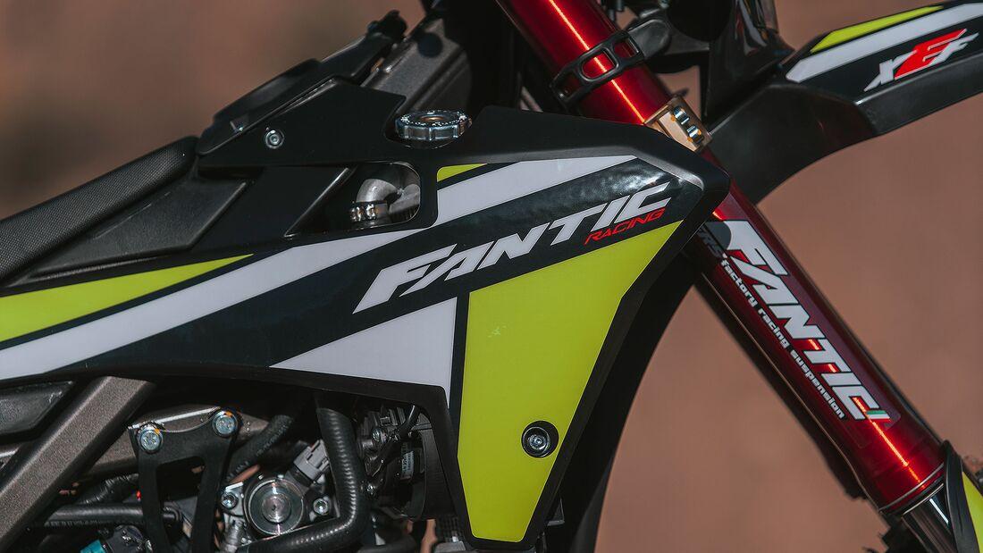 Fantic XEF 125 Modelljahr 2021