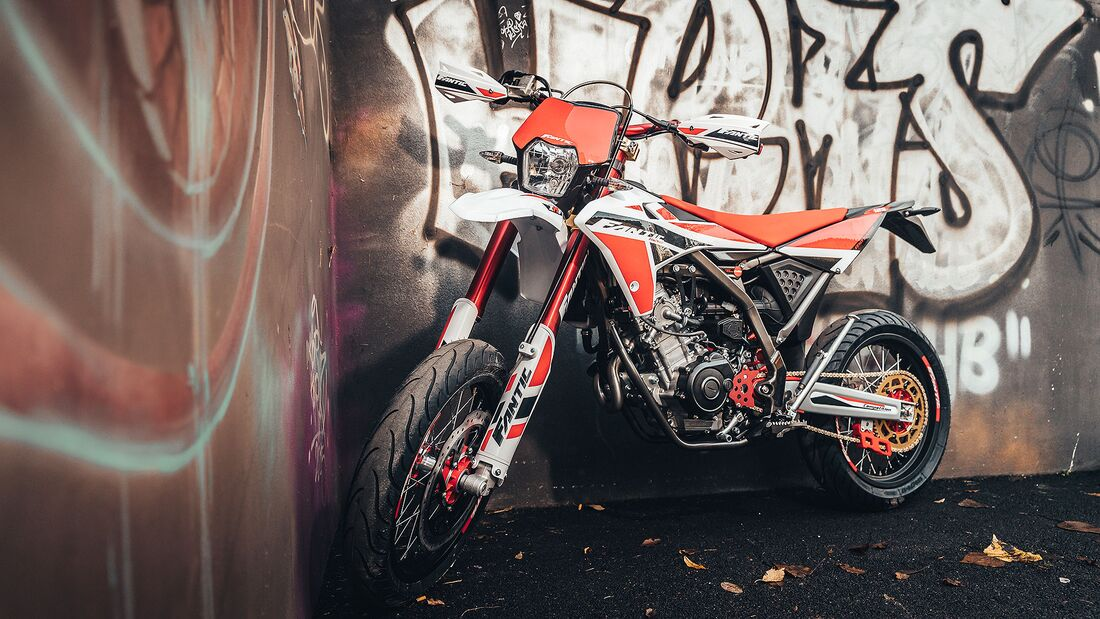 Fantic XMF 125 Modelljahr 2021
