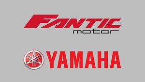 Fantic Yamaha Logo