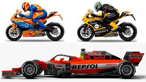 Formel 1-Teams MotoGP-Teams Teaser
