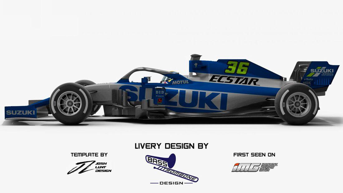 Formel 1-Teams als MotoGP-Teams