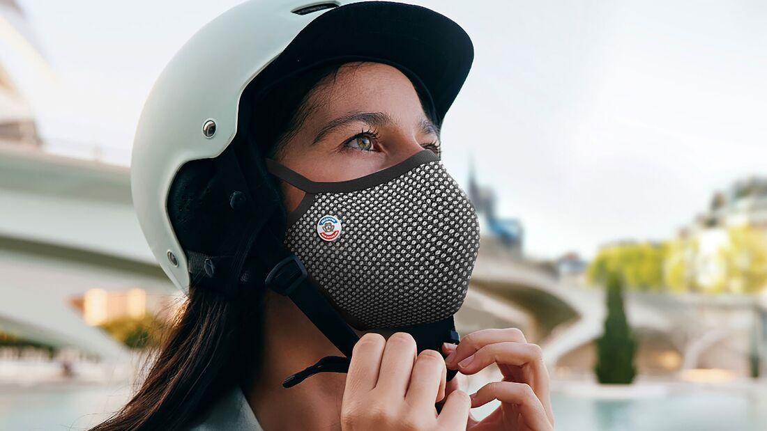 Frogmask Corona-Maske FFP2