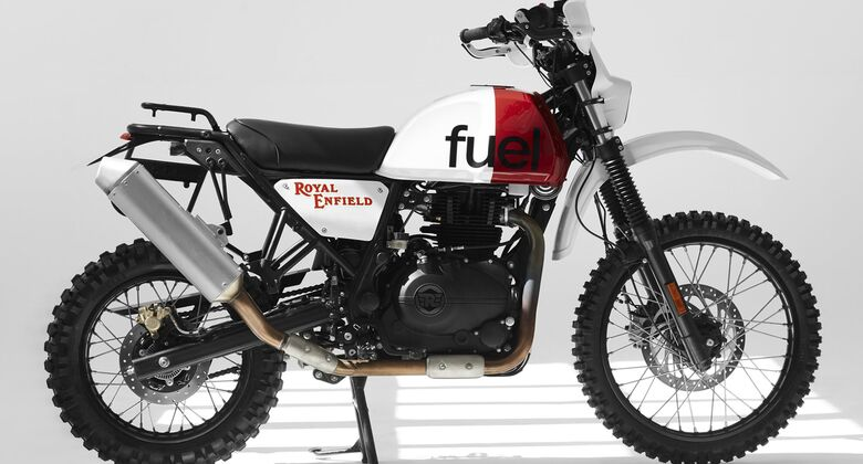 Fuel Custom Builts Royal Rally 400