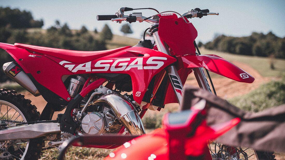 GasGas Modelljahr 2021