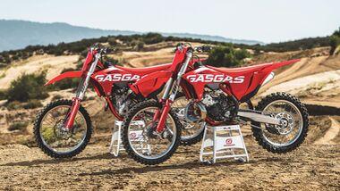 GasGas Modelljahr 2022