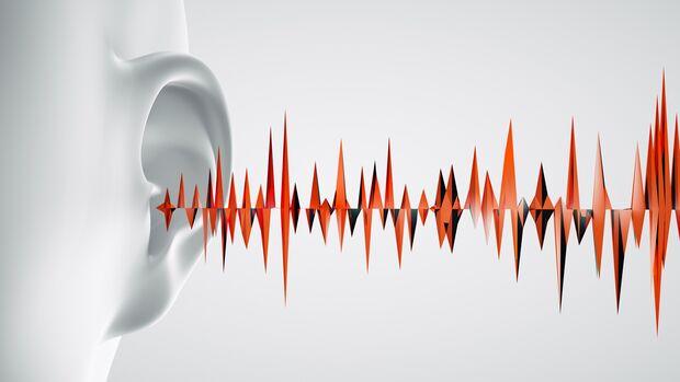 Geräuschmessung