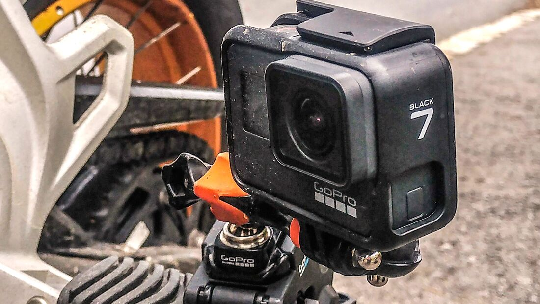 GoPro Hero 7 Black.