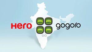 Gogoro Hero Batterietauschsystem