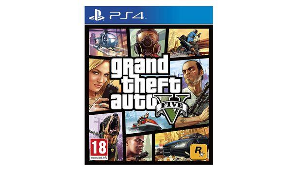 Grant Theft Auto 5.