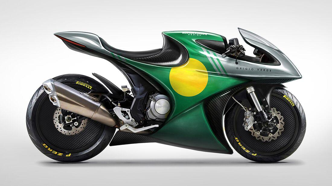 Grigio Verde von Jakusa Design.