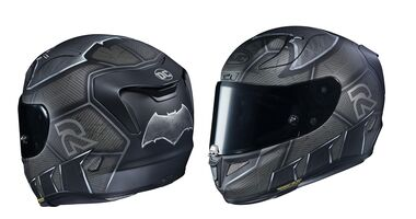 HJC RPHA 11 BATMAN DC COMICS Integralhelm