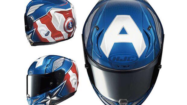 HJC RPHA 11 Captain America.