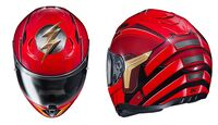 HJC i70 THE FLASH DC COMICS FLASH DC COMICS / MC1 Integralhelm