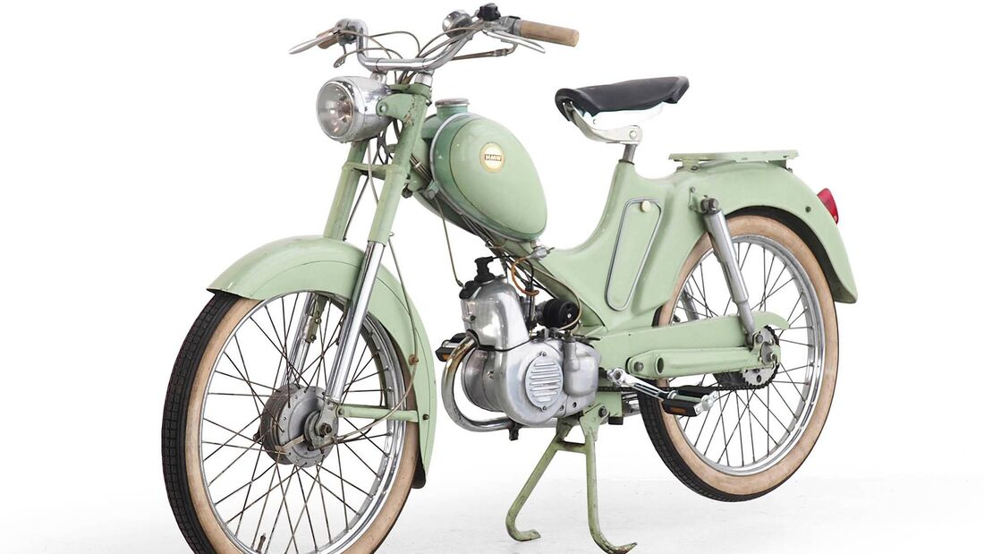 HMW 50 S Sport (1958).
