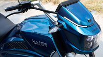 Haidin Elektromotorrad Elektro-Cruiser Eicma 2019