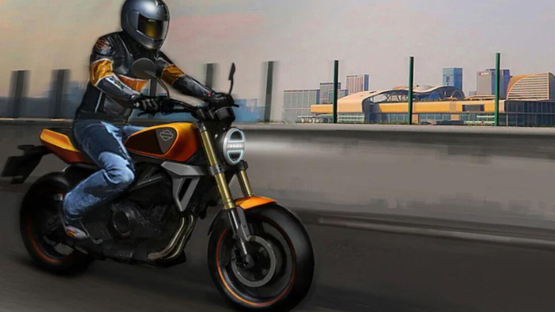 Harley-Davidson 338.