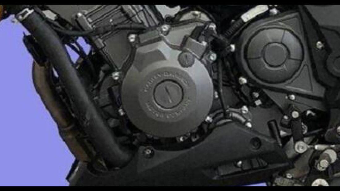 Harley-Davidson 350 QJMotor