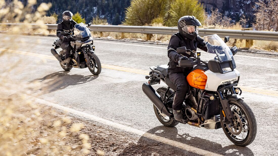 Harley-Davidson Adventure Camp