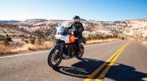 Harley-Davidson Adventure Camp Pan America
