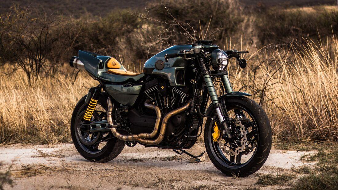 Harley-Davidson Apex Predator.
