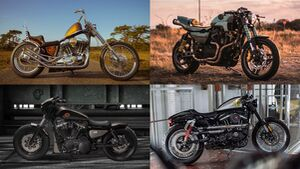 Harley-Davidson Battle of the Kings.