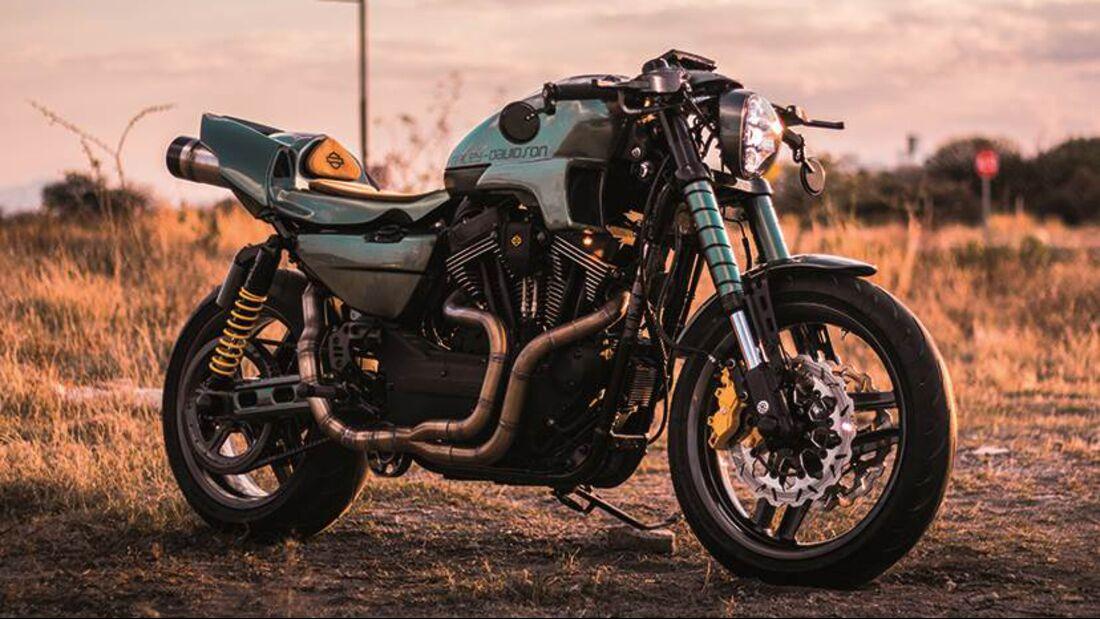 Harley-Davidson - Battle of the Kings 2020: Apex Predator.